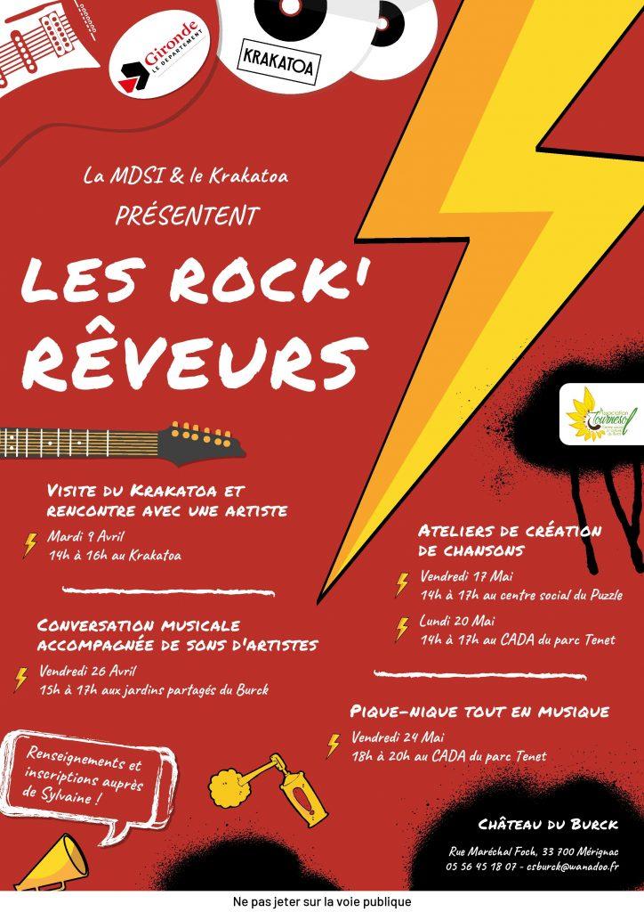 Les Rock' Rêveurs